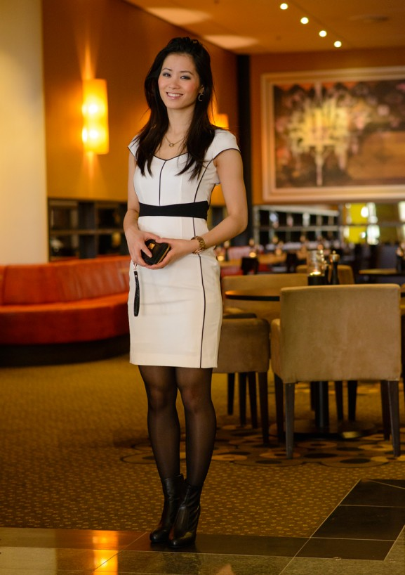 my-huong-white-dress