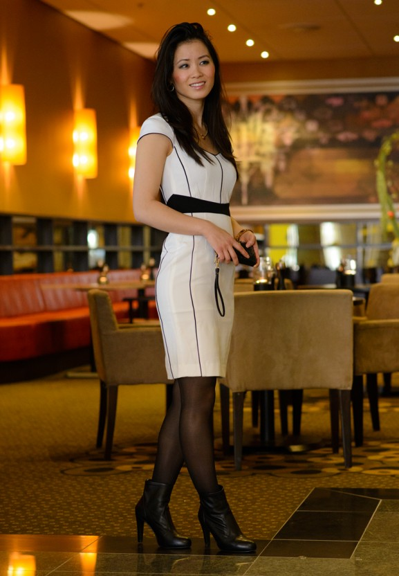 my-huong-white-dress-black