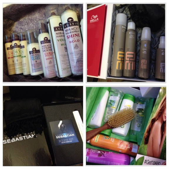 Beauty Pakketten Musthaves Haar producten