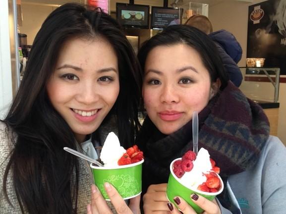Frozen-Yoghurt-Kai-Huong-Groningen-577x432 Diary april 2015: pasen, lekker eten, vrienden & dagjes weg
