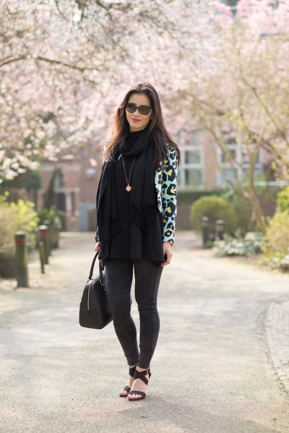 my-huong-panter-black-spring-look-2015