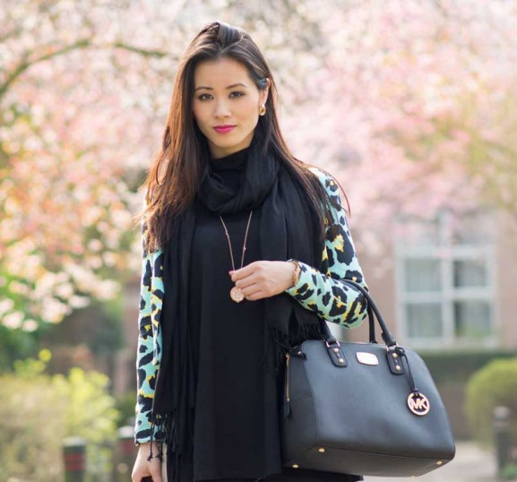 outfit-my-huong-ootd-mk-577x538 Outfit: Black with leopard blue