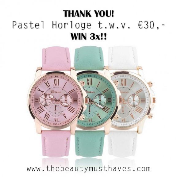 win-pastel-horloge-bij-3000-likes