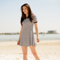 my-huong-makkum-beach-200x200 Outfit: Striped beach dress