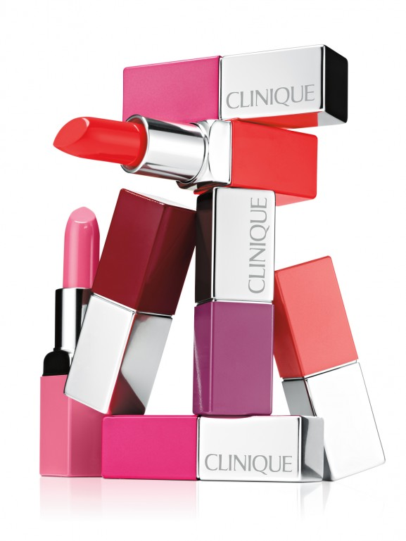 clinique melon pop colours lipstick