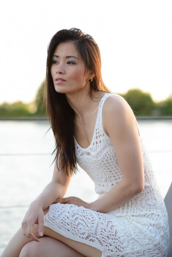 my-huong-kanten-jurk-577x864 Outfit: White lace dress