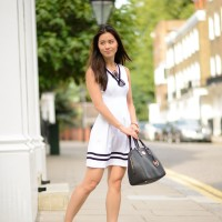 My-Huong-Playing-Fashionable-Sporty-look-in-London-200x200 Outfit: Sporty in London