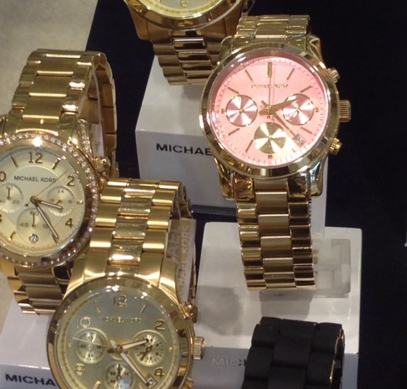 Nieuwe collectie horloge michael kors gespot