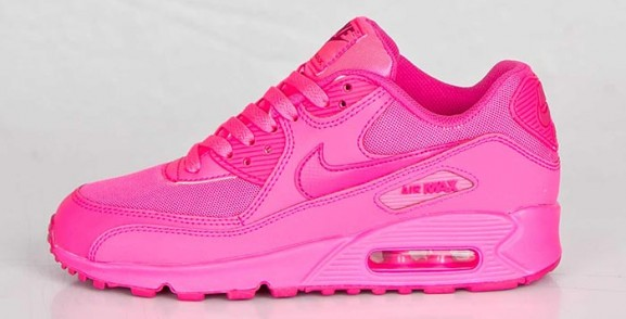 roze-nike-air-max-90-all-pink-1_zpsb70ec2d0-577x294 Musthave: Nike Air Max GS 90 Hyper Pink