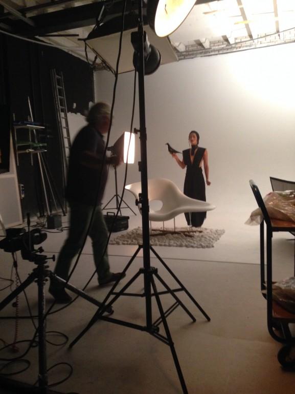 Fotoshoot Zebra Studio