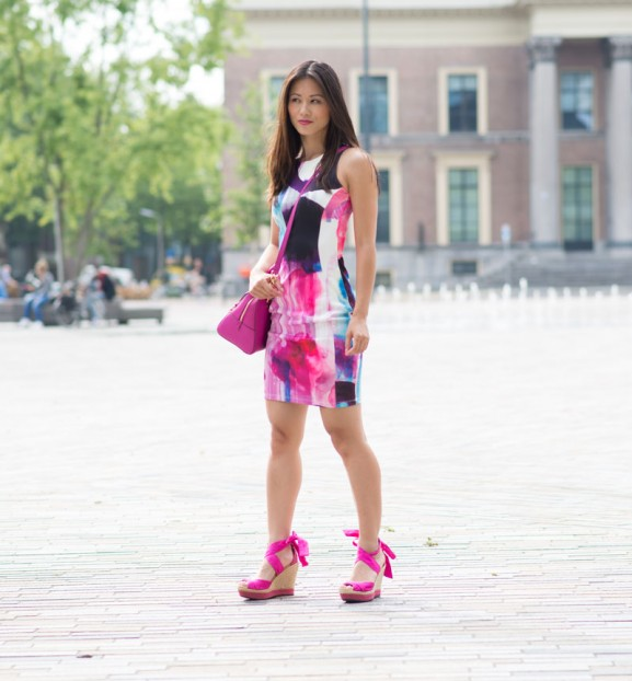 My-Huong-Pink-dress