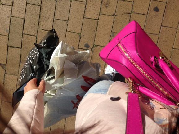 Shoppen voor mijn vakantie in Groningen