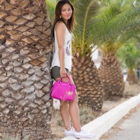 outfit-short-summer-leros-chanel-top-blogger