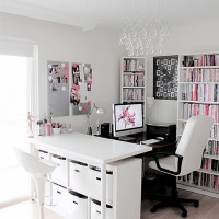 ikea-room-pink-imac-200x200 10x office home inspiration