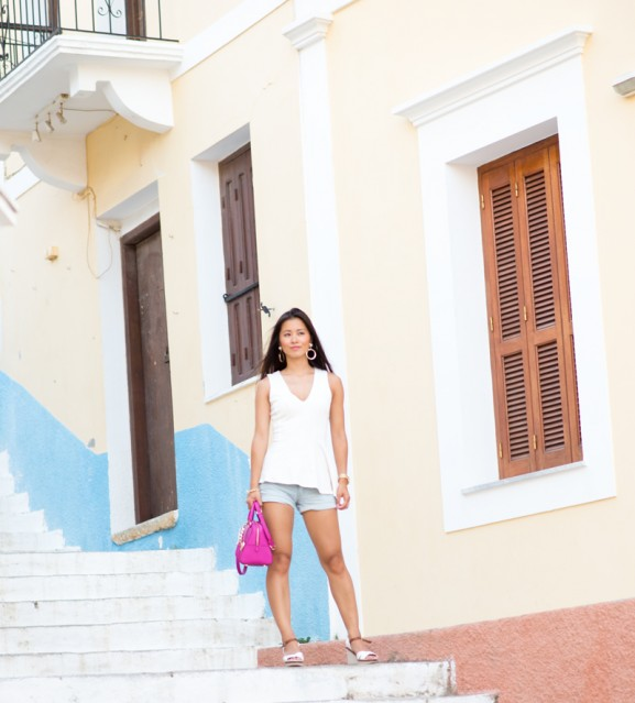 symi-island-blogger-summer-outfit-holiday-jeans-short-how-to-wear-577x639 Outfit: Last look in Symi