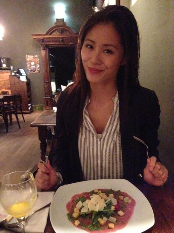 Uuit eten met Marieke Humpreys