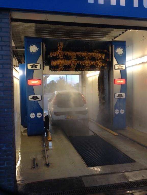 carwash Esso Peugeot