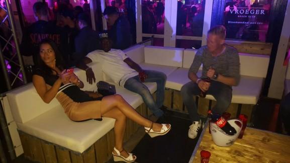 Bloemendaal Beachclub met Michel en Datch
