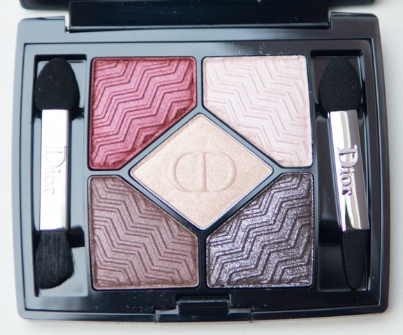 Dior-State-of-gold-Palette-regards-577x480 Dior State of gold kerscollectie 2015