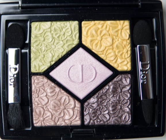 5-couleurs-Glowing-Gardens-451-Rose-Garden-577x486 Dior Glowing Garden Lente Make-up Collectie 2016