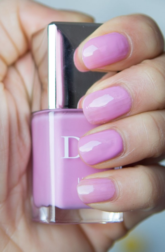 Dior-Nagellak-vernis-Lillac-577x882 Dior Glowing Garden Lente Make-up Collectie 2016