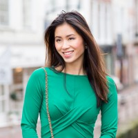 My-Huong-sheinside-green-dress