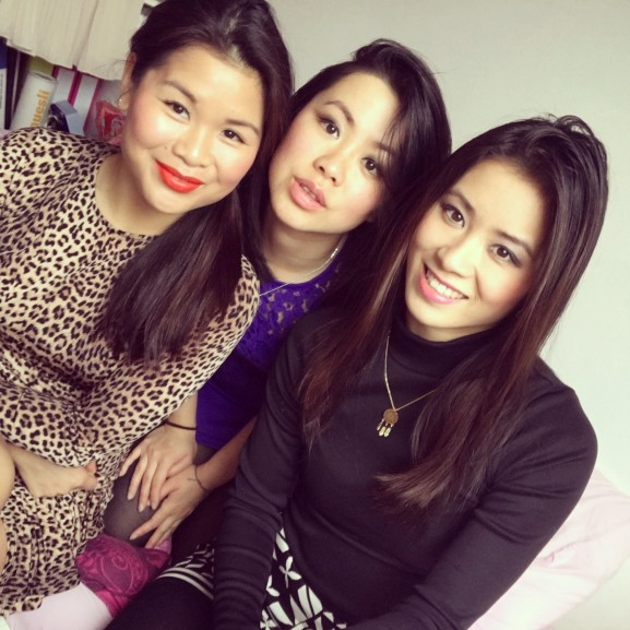 Selfie-with-my-sisters-njoek-kai-huong-577x577 Diary pic's: last weeks of december