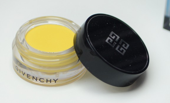 givenchy-ombre-couture-jaune-aurora-577x350 Givenchy spring/summer make-up 2016