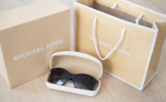 Michael-Kors-Zonnebril-zwart