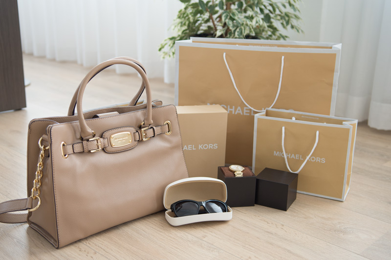Shoplog: Michael Kors | The Beauty Musthaves