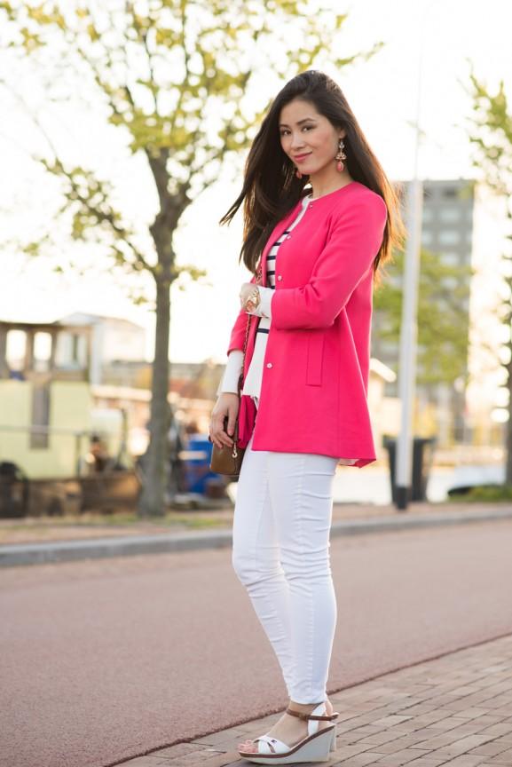 my-huong-jacket-zara-tangarina-pink-577x864 Outfit: pink coat