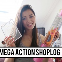 Mega Action shoplog