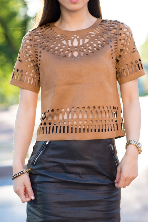 details-suede-top-leather-black-skirt-chestnut