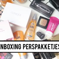unboxing-perspakketjes-200x200 Video: Unboxing perspakketjes (met o.a: Max Factor, Clinique, MUA,  ICI PARIS XL, Douglas)