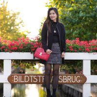 harlingen-duifhuizen-Love-Moschino-Red-shopper-200x200 Outfit: Autumn vibes