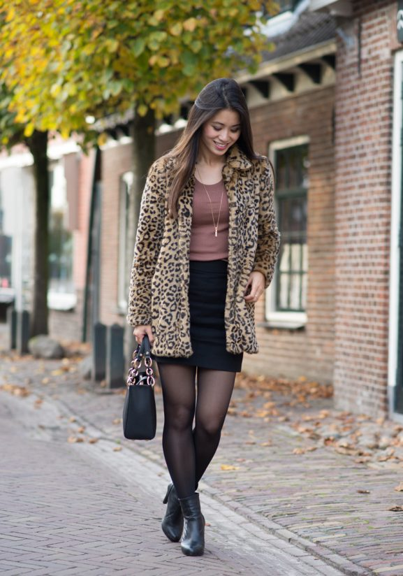 panter-print-eastermar-outfit-blogger-fashion-michael-kors_zara_HM-577x824 Outfit: Faux fur panter jas