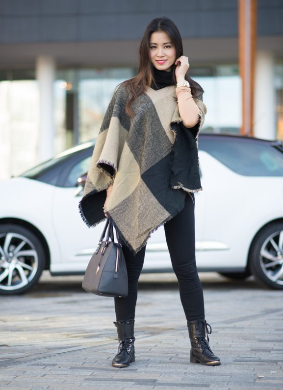 My-Huong-Cape-trenchcoat-577x796 DS 3 automobiles X Givenchy Le Make-up