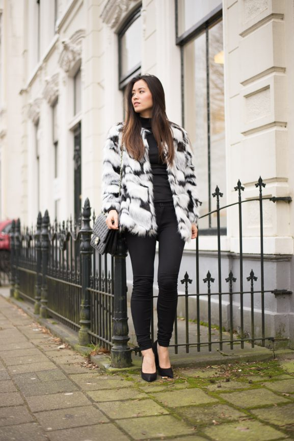 Faux-fur-black-white-sacha-pumps-shein