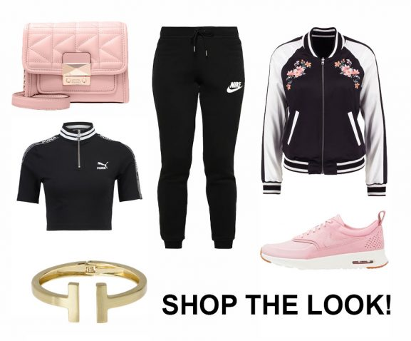 Streetstyle-Fashion-Remix-Nike-Puma-Karl-Lagerfeld-577x478 Outfit: Remix Fashion