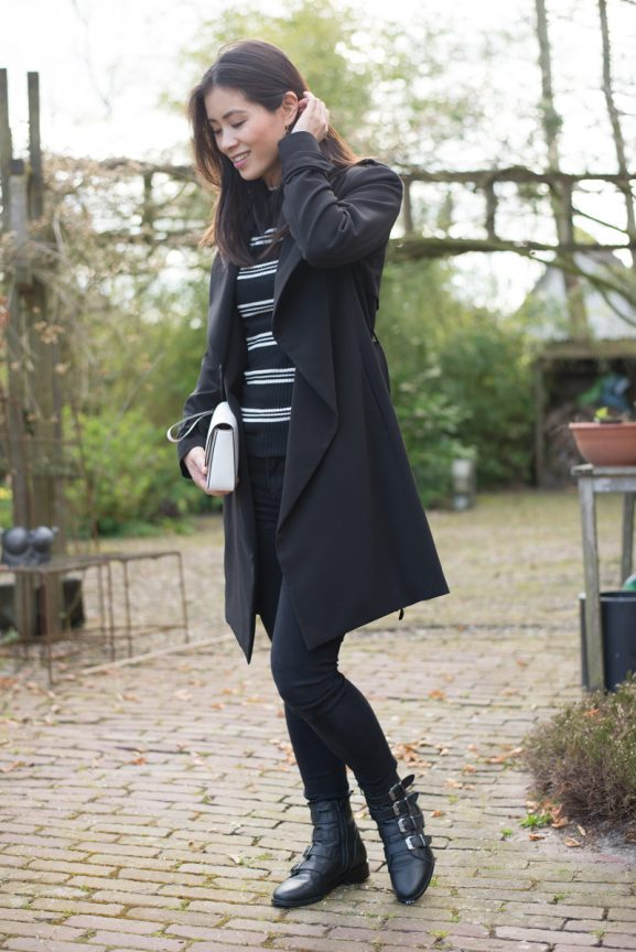 my-huong-black-sacha-boots-577x864 Outfit: All Black and Biker boots