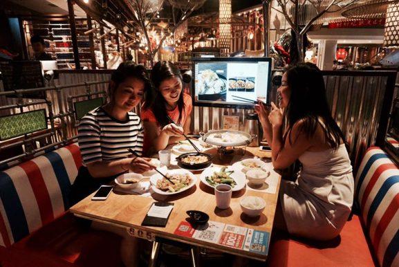 Guangzhou Diner njoek huong kai huong_ vakantie