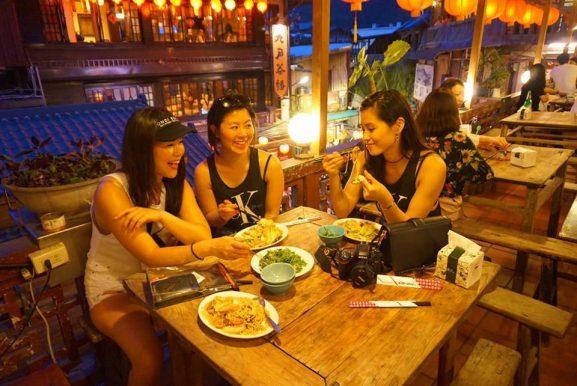 Jiufen _taiwan Dinner