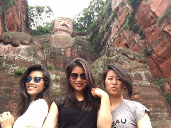 Xian _giant Buddha Leshan