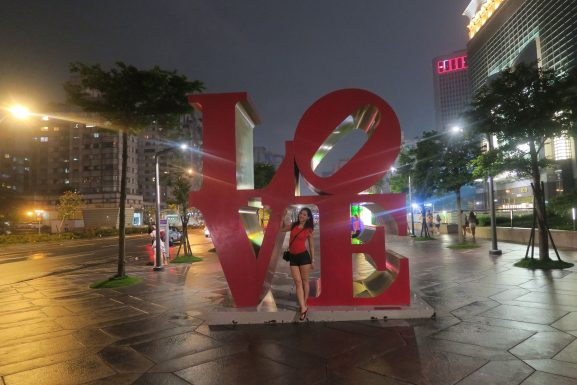 love from taipei