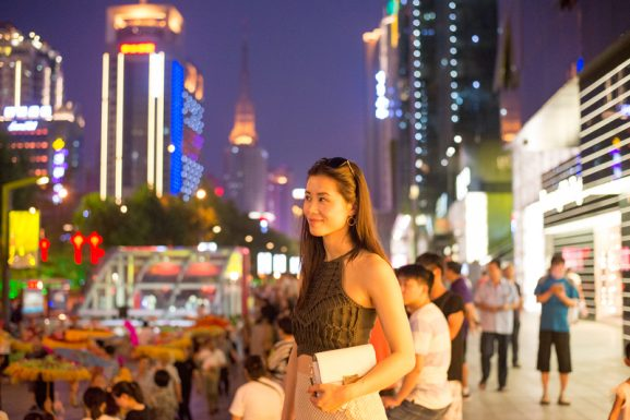 nightlife-xian-577x385 Reisverslag China & Taiwan 2017