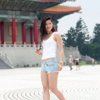 outfit-taipei-Holiday-look-Memorial-hall-200x200 Reisverslag China & Taiwan 2017