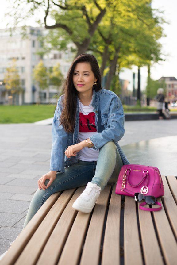 my-huong-calvin-klein-mk-jeANS-577x864 Outfit: Calvin Klein Jeans