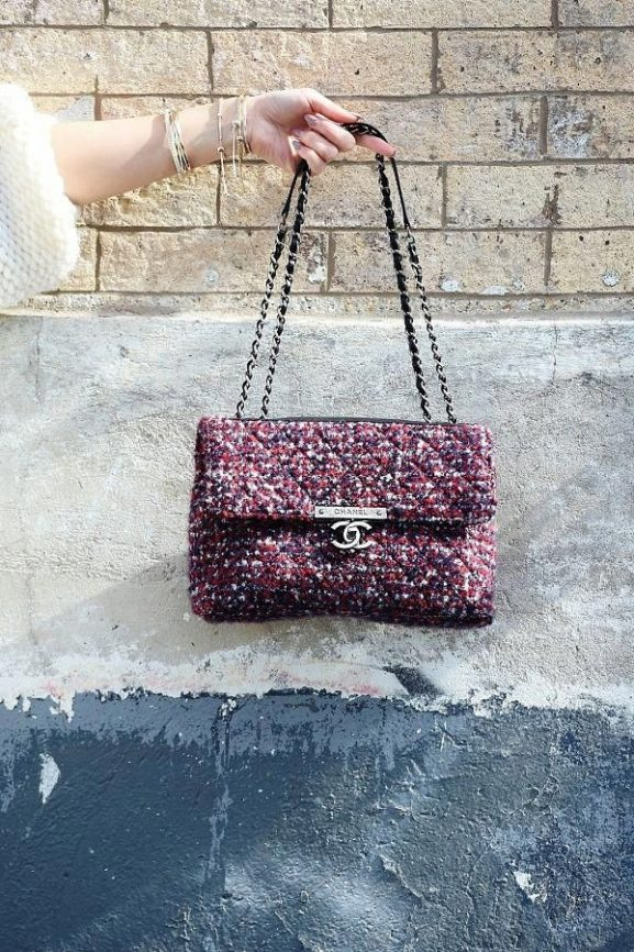 tweed-tas-chanel-_designertas_tassen-577x866 The top 5 designer musthaves tas