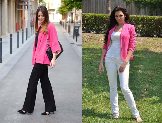 Verwonderlijk Trend: roze blazer, hoe combineren? | The Beauty Musthaves YF-77