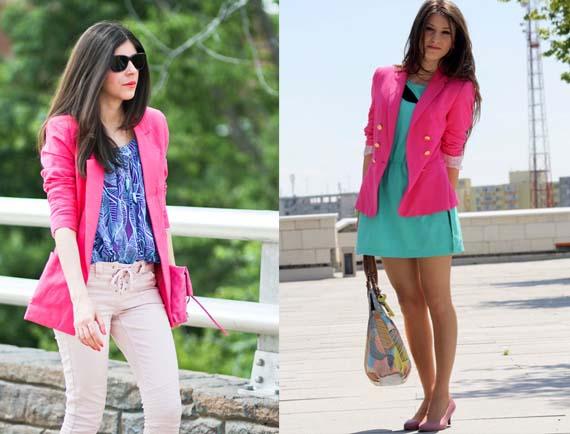Ongekend Trend: roze blazer, hoe combineren? | The Beauty Musthaves JA-95